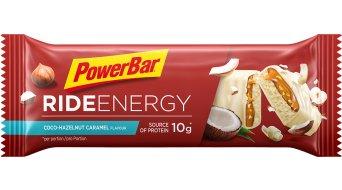 PowerBar Ride Energy Coconut-Hazelnut-karamella Box mit 18*55g-szelet