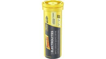PowerBar 5 Electrolytes Drink Lemon Tonic Boost 10 Tabs-Röhrchen (mit Koffein)
