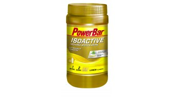 PowerBar Isoactive isotonic Sports Drink Pulver Lemon 600g-Dose