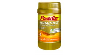 PowerBar Isoactive isotonic Sports Drink Pulver Orange 600g-Dose