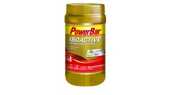 PowerBar Isoactive isotonic Sports Drink Pulver Red Fruit Punch 600g-Dose