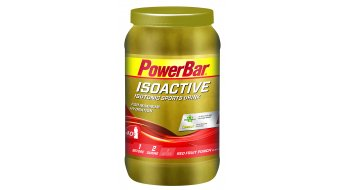 PowerBar Isoactive isotonic Sports Drink Pulver Red Fruit Punch 1320g-Dose