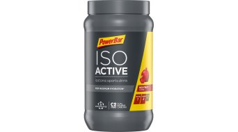 PowerBar New Isoactive New Isotonic Sports Drink Pulver Red Fruit Punch 600g-Dose