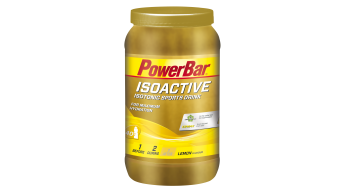 PowerBar New Isoactive New Isotonic Sports Drink poeder 1320g- bus/doos/tankje