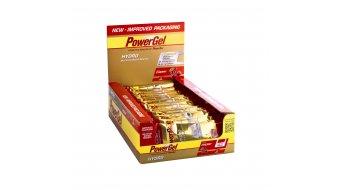 PowerBar Powergel Hydro Cherry Box mit 24*67ml-Beutel (mit Koffein)