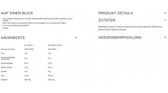 PowerBar Powergel Multiflavour Pack 4*41g-Beutel (3+1 Gratis)