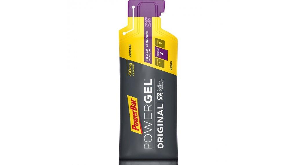 PowerBar Power gel originál Black Currant 41g-sáček (s Koffein)