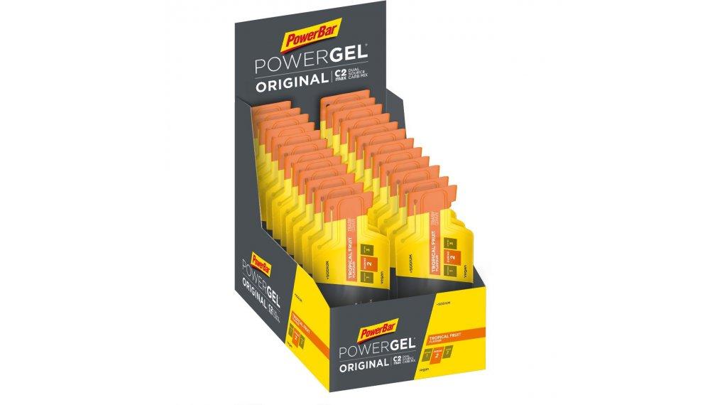 PowerBar Power gel originál Tropical Fruit Box s 24*41g-sáček