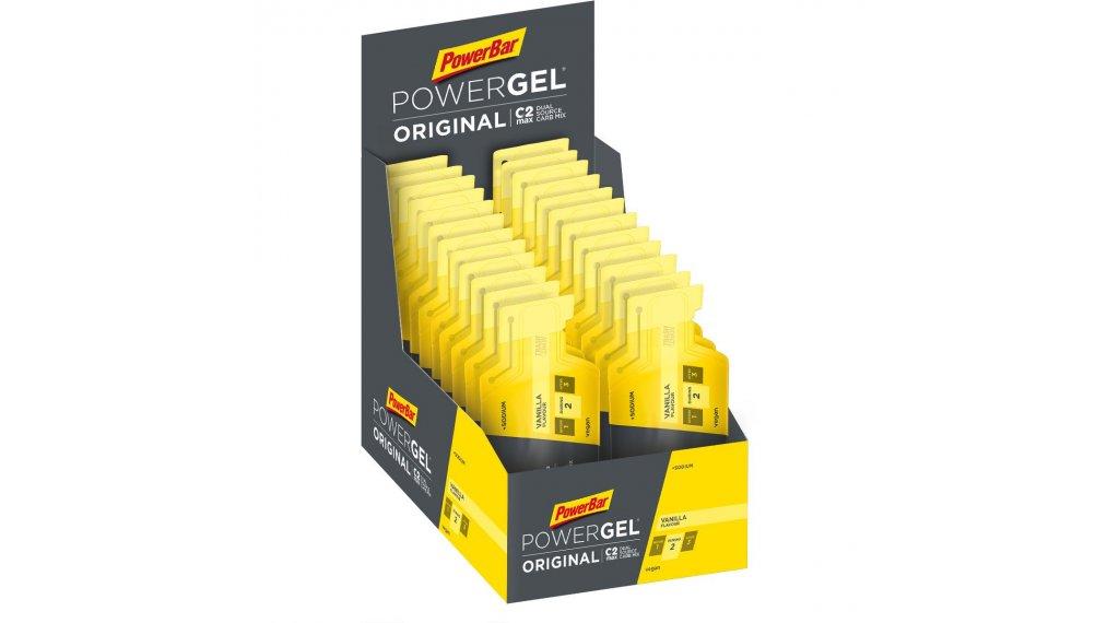 PowerBar Power gel originál Vanilla Box s 24*41g-sáček