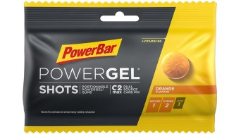 PowerBar Power gel Shots Orange 60g- pack