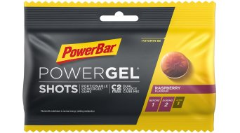 PowerBar Power gel Shots Raspberry 60g- pack