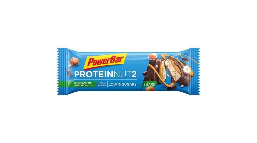 PowerBar Protein Nut2 Milk-Chocolate-Hazelnut 45g-Riegel