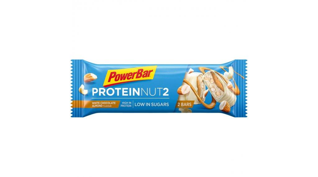 PowerBar Protein Nut2 White-Chocolate-Almond 45g-Riegel