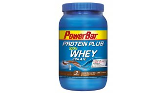 PowerBar Whey Isolate 100% Shake-Pulver 570g-Dose