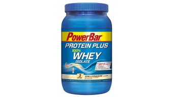 PowerBar Whey Isolate 100% Shake-Pulver 570g-doboz