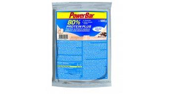 PowerBar Protein Plus 80% Shake-Pulver Stracciatella 500g Nachfüllbeutel