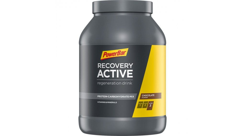 PowerBar Recovery Active Drink Chocolate 1210g-Dose