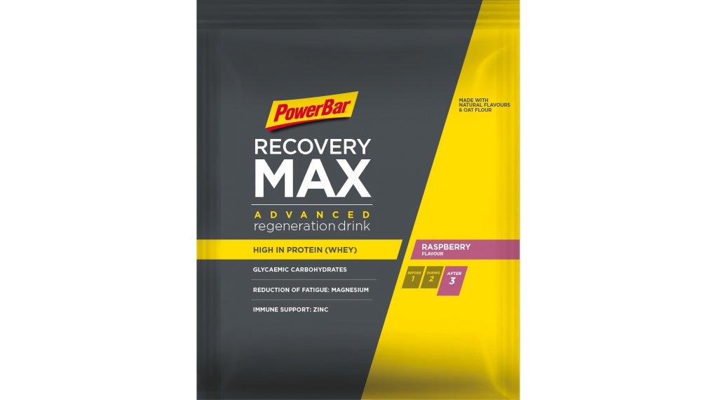 PowerBar Recovery Max Drink Raspberry 88g-Beutel