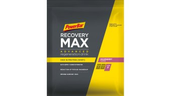 PowerBar Recovery Max Drink Raspberry 88g- pack