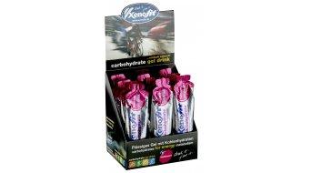 Xenofit carbohydrate Gel Drink Beutel 60ml Waldbeere - BOX á 21 Stück