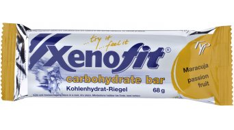 Xenofit carbohydrate bar barra 68g Maracuja