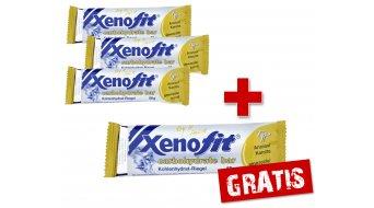 Xenofit carbohydrate bar Riegel 68g Ananas-Karotte - 3+1 AKTION