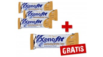 Xenofit carbohydrate bar Riegel 68g Aprikose - 3+1 AKTION