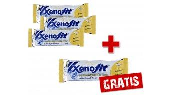 Xenofit carbohydrate bar barrita 68 gr. plátano- 3+1 AKTION