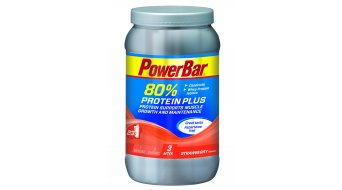 PowerBar Protein Plus 80% Shake-Pulver Strawberry 700g-Dose