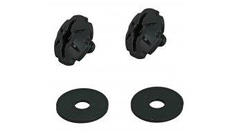 Bell Full-9 Ersatzvisierschrauben negro