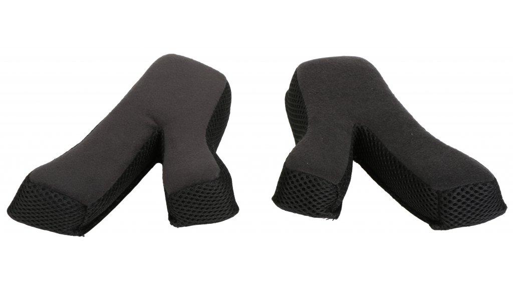 Bell Wangenersatzdestičky/špalky Drop velikost L 25mm černá