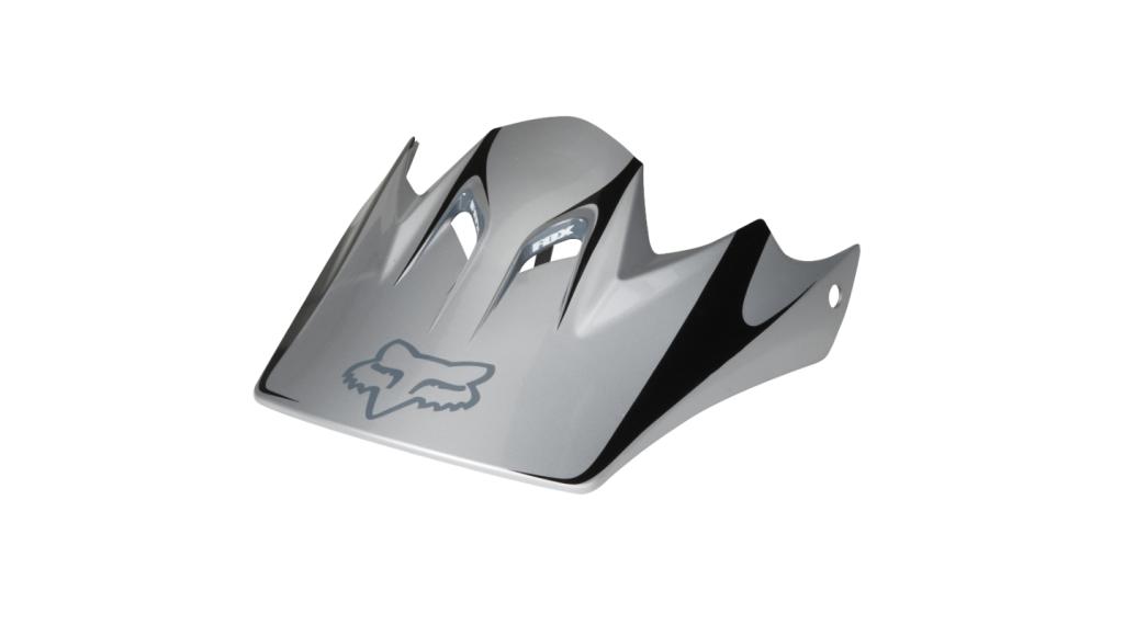 Fox Rampage Ersatzvisier silver