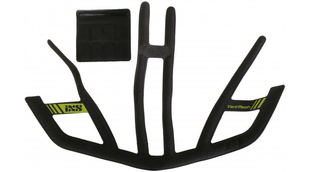 iXS Trail RS Evo/Trail XC Ersatzpolster Gr. unisize black