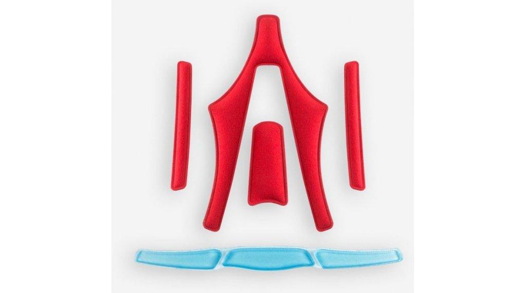 MET Parabellum Coolmax Helm-Ersatzpolster red