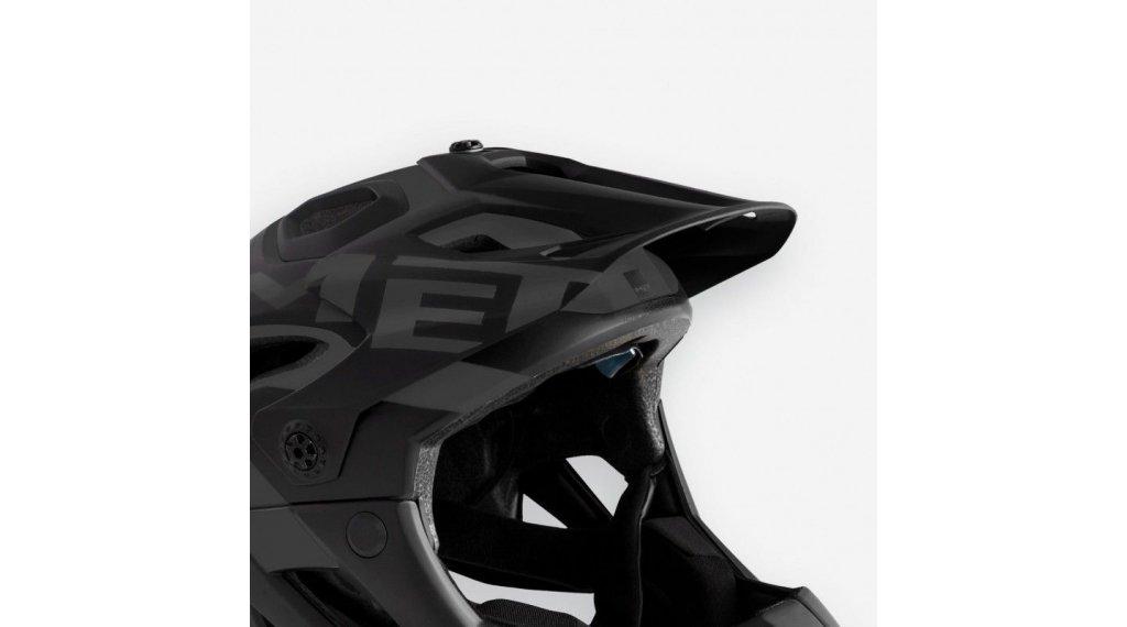 MET Parachute Helm-Ersatzvisier black anthracite