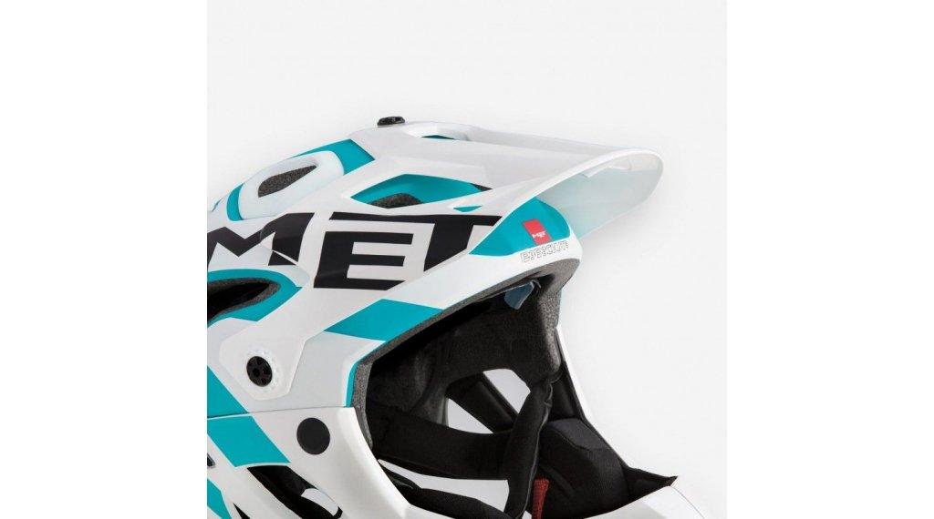 MET Parachute Helm-Ersatzvisier white