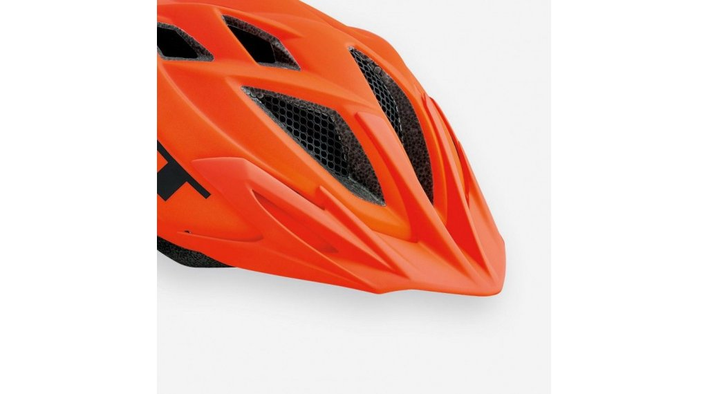MET Crackerjack Helm-Ersatzvisier orange