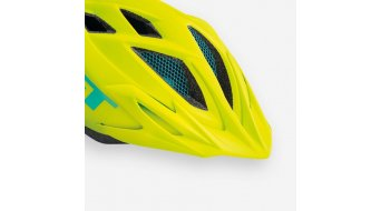 MET Crackerjack Helm-Ersatzvisier safety yellow