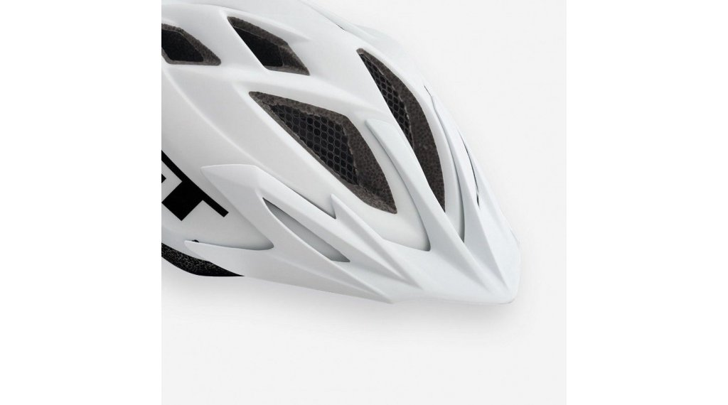MET Crackerjack 头盔-备用风挡 white