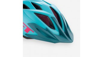 MET Crackerjack Helm-Ersatzvisier light blue