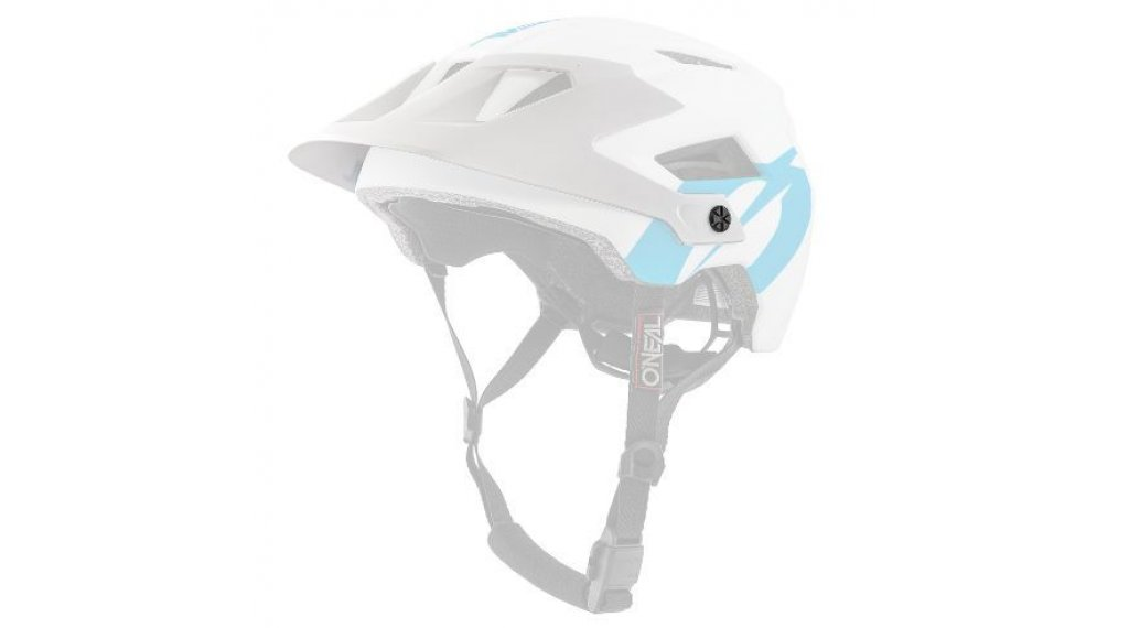ONeal Defender 2.0 Helm Ersatz-Visier white Mod. 2019