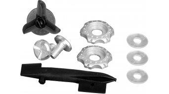 ONeal Schraubenset für Airtech Helm Schirm