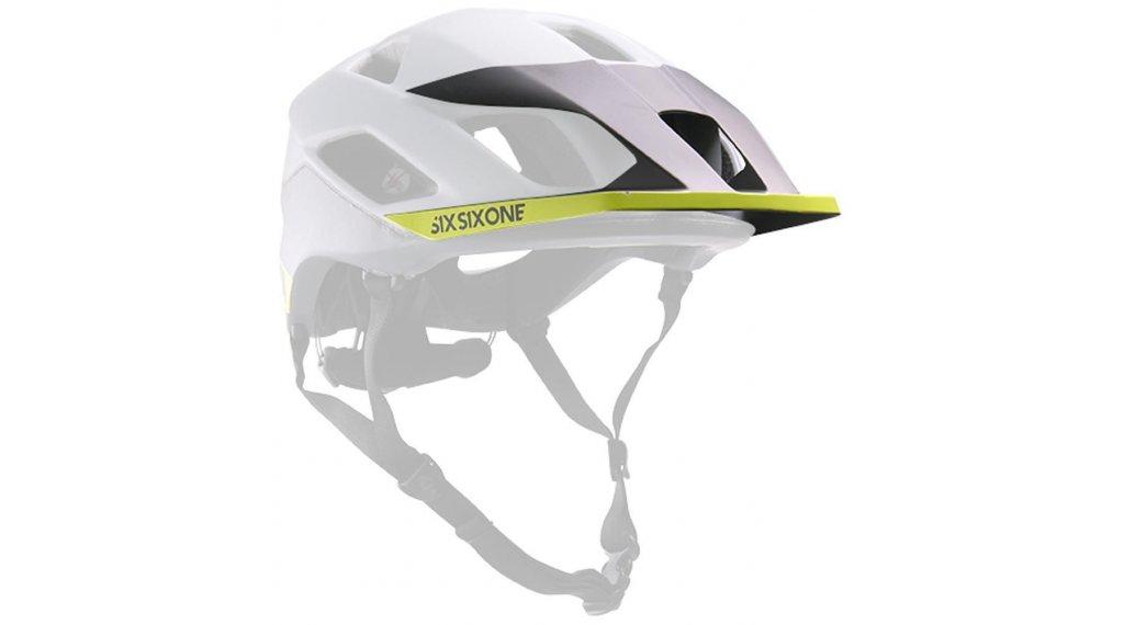 SixSixOne EVO AM/Patrol Helm-Ersatzvisier matte gray