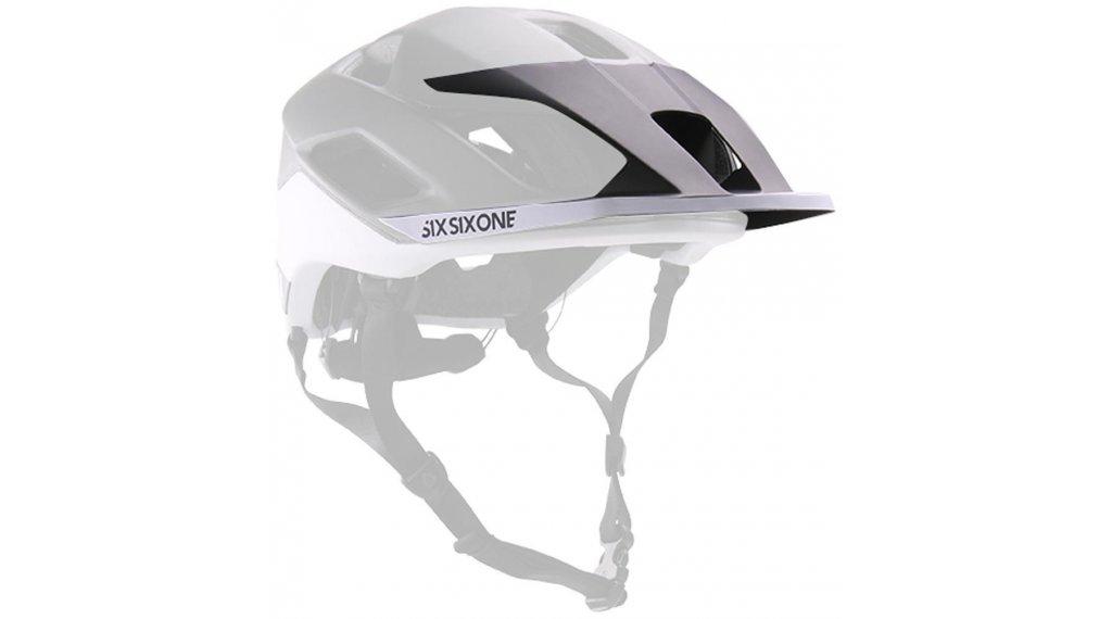 SixSixOne EVO AM/Patrol Helm-Ersatzvisier black/white
