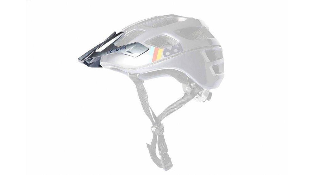SixSixOne Recon Scout Helm-Ersatzvisier smoke gray