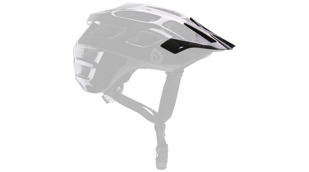 SixSixOne Recon Scout Helm-Ersatzvisier black/gray