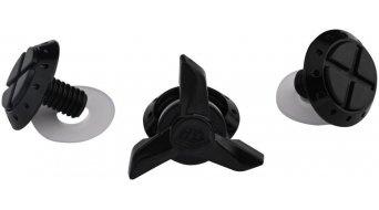 Troy Lee Designs D4 Visier Ersatzschrauben black