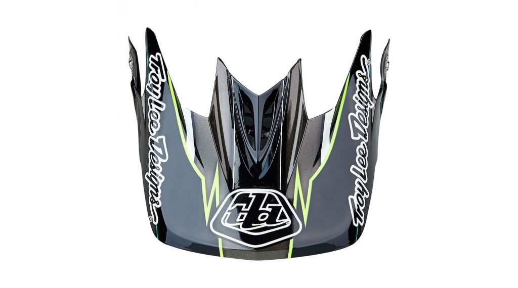 7271a86b Troy Lee Designs D3 replacement visor evo gray