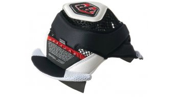 Troy Lee Designs D3 Headliner Kopfpolster Gr. XL black (Abb. ähnlich))