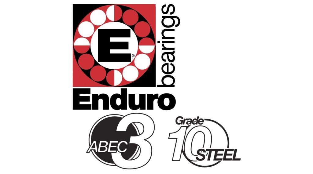 16100-2RS Enduro Bicycle Ball Bearing Abec3 10x28x8mm